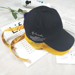 Topi Baseball Pria   Wanita Motif Huruf Alfabet Gaya Korea untuk Pasangan  0f7a81af87