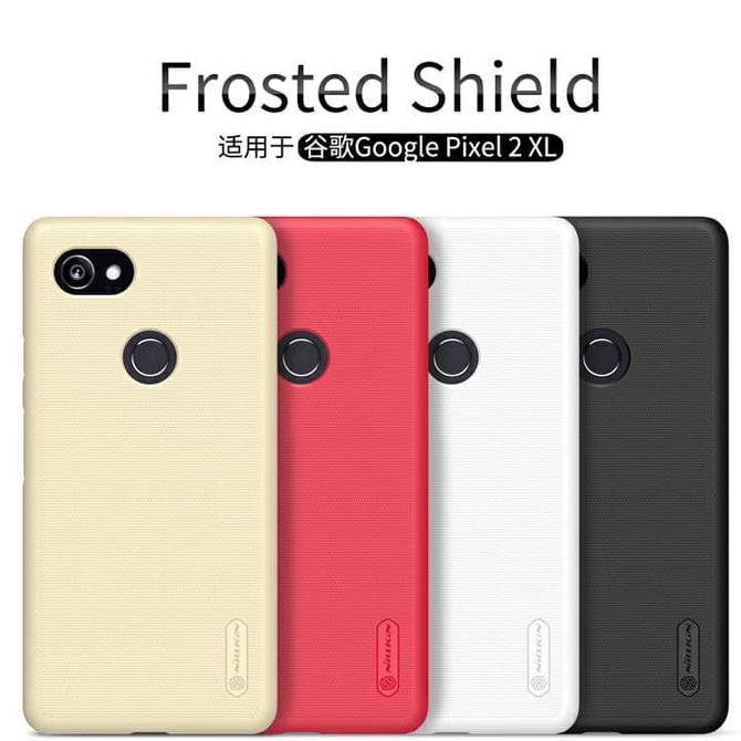 Google Pixel Xl Nillkin Hard Case Casing Cover | Shopee Indonesia