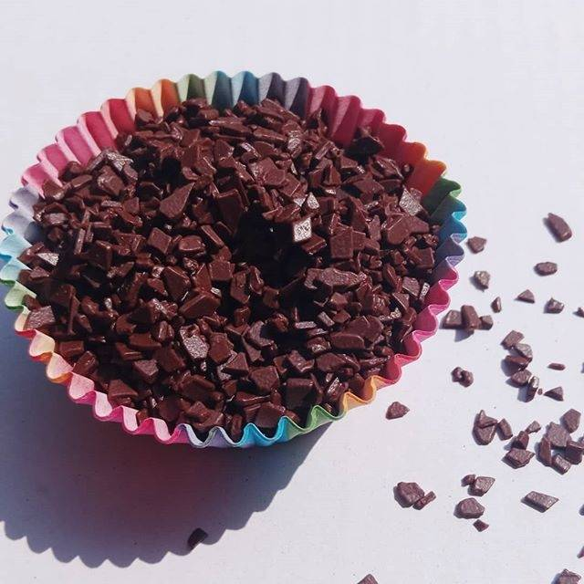 Coklat flake serpihan coklat 100gr