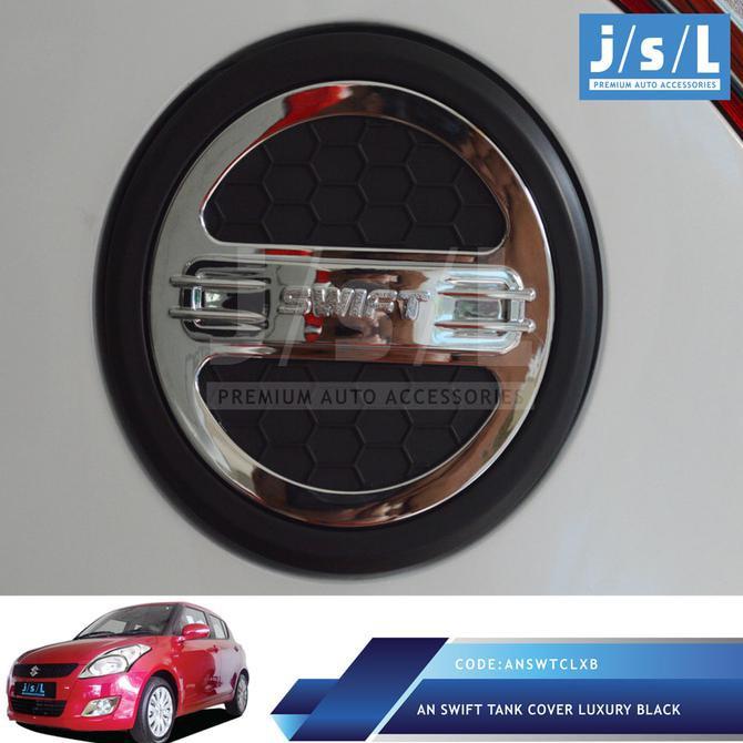 Datsun GO Cover Tutup Bensin JSL/Tank Cover Luxury Black Terlaris   Shopee Indonesia