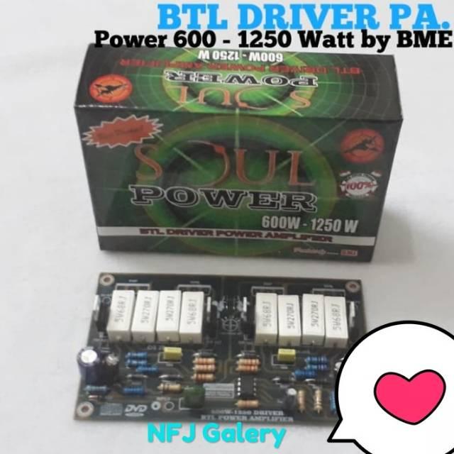 Power amplifier mobil BTL Stereo 600 sd 1250 watt Ashley Subwoofer Original 100% BME Rakitan Karaoke