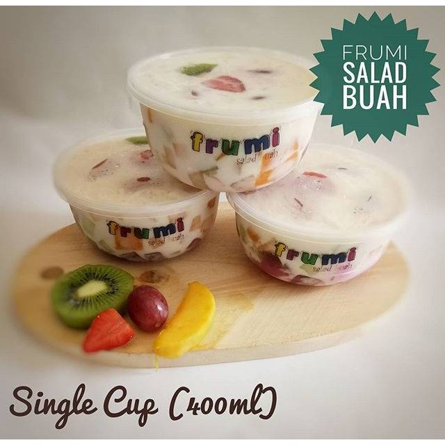 Salad Buah Frumi Single Cup 400ml