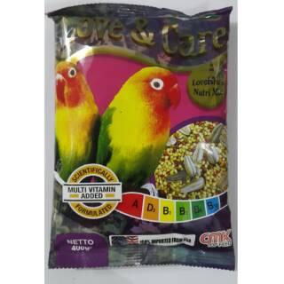 Corona Milet Putih Pakan Lovebird Shopee Indonesia
