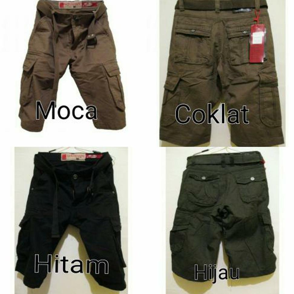 Cuci Gudang Ripped Jeans Putih Celana Pria Shopee Indonesia Cargo Pendek Burgelkill