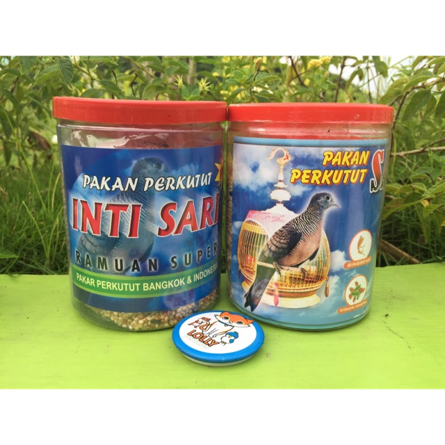 Makanan Burung Perkutut Sae Koong Shopee Indonesia
