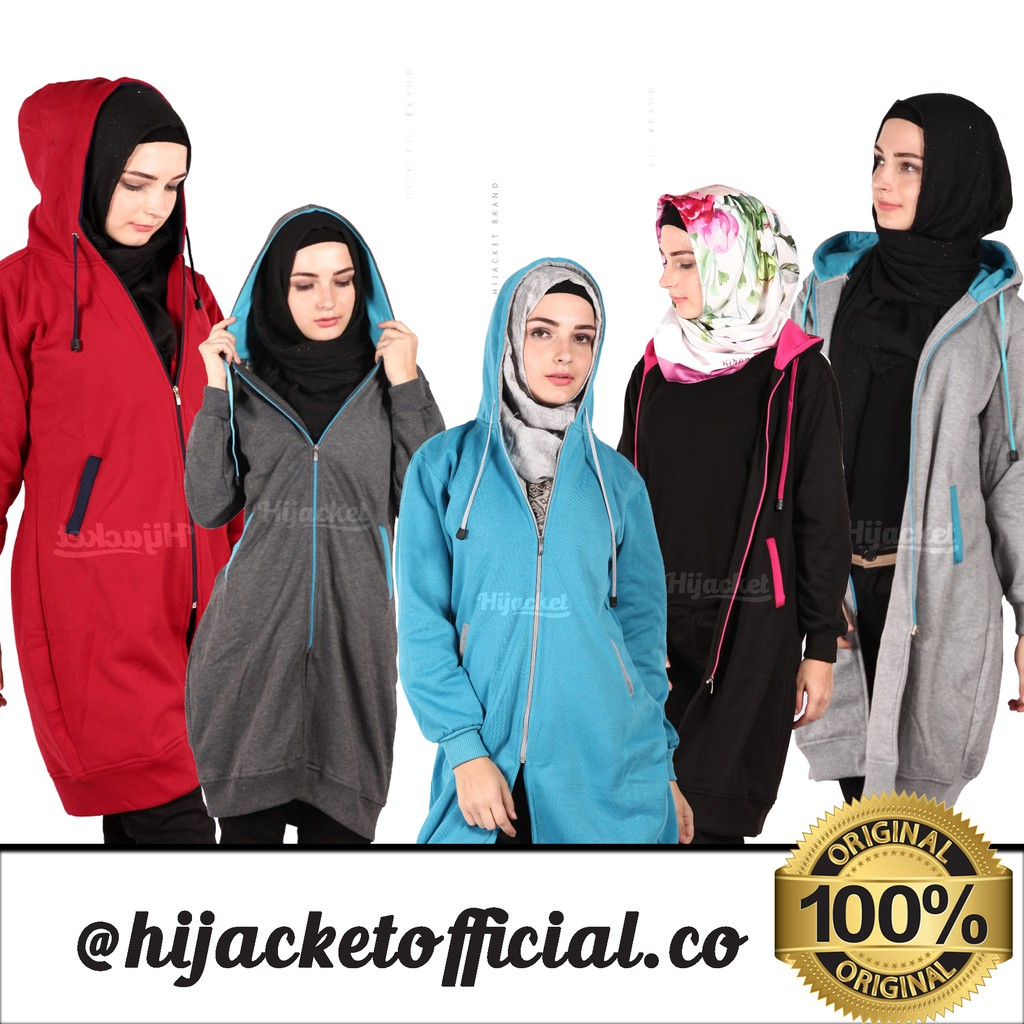 Snow Basic Jacket Shopee Indonesia Sweater Raindoz Bbr187