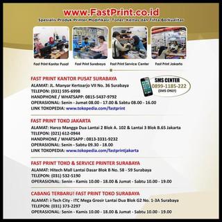 Perbandingan harga BEST DEAL FAST PRINT KERTAS WATER SLIDE DECAL PAPER UKURAN A4 100 GRAM !!!!! lowest price - only Rp17.800