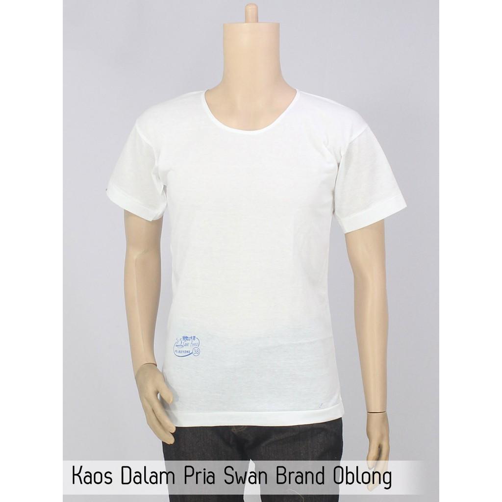 Singlet Swan 3436 Kaos Dalam Underwear Dewasa Pakaian Pria Oblong Gt Man Hitam Gtman Shopee Indonesia