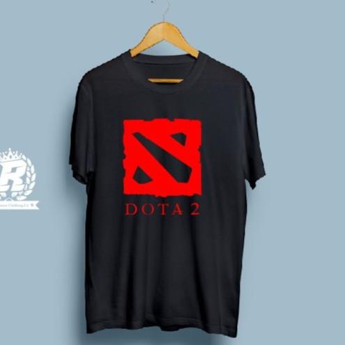 Kaos Tshirt baju Combed 30S Distro Dota 2 Game Gaming Gamer Obral Murah | Shopee Indonesia