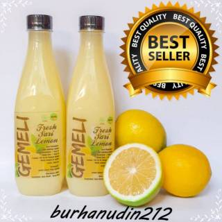 Fresh sari lemon gemeli 500ml