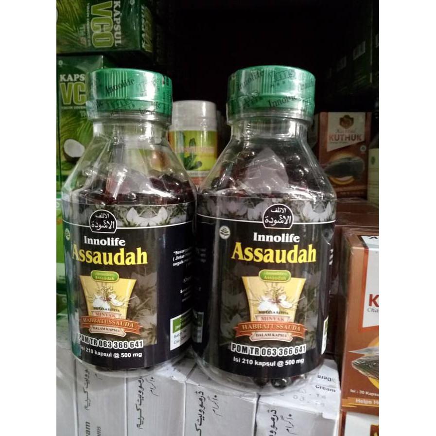 Habbatussauda 210 Hnu Shopee Indonesia Habbasyi Oil Kapsul Habbatusauda Minyak