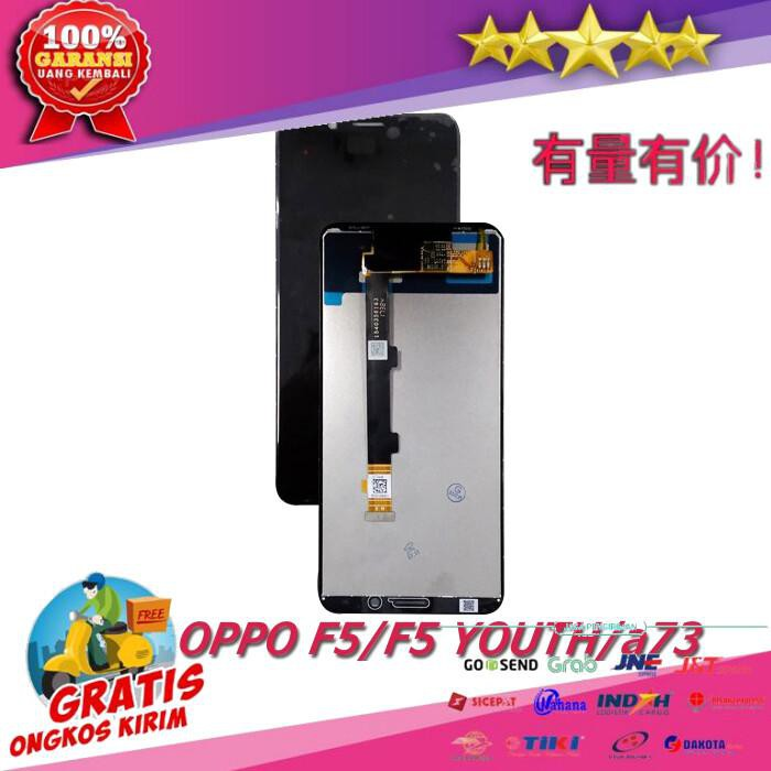 LCD TOUCHSCREEN OPPO F5 F5 YOUTH A73 LCD TS OPP BLACK