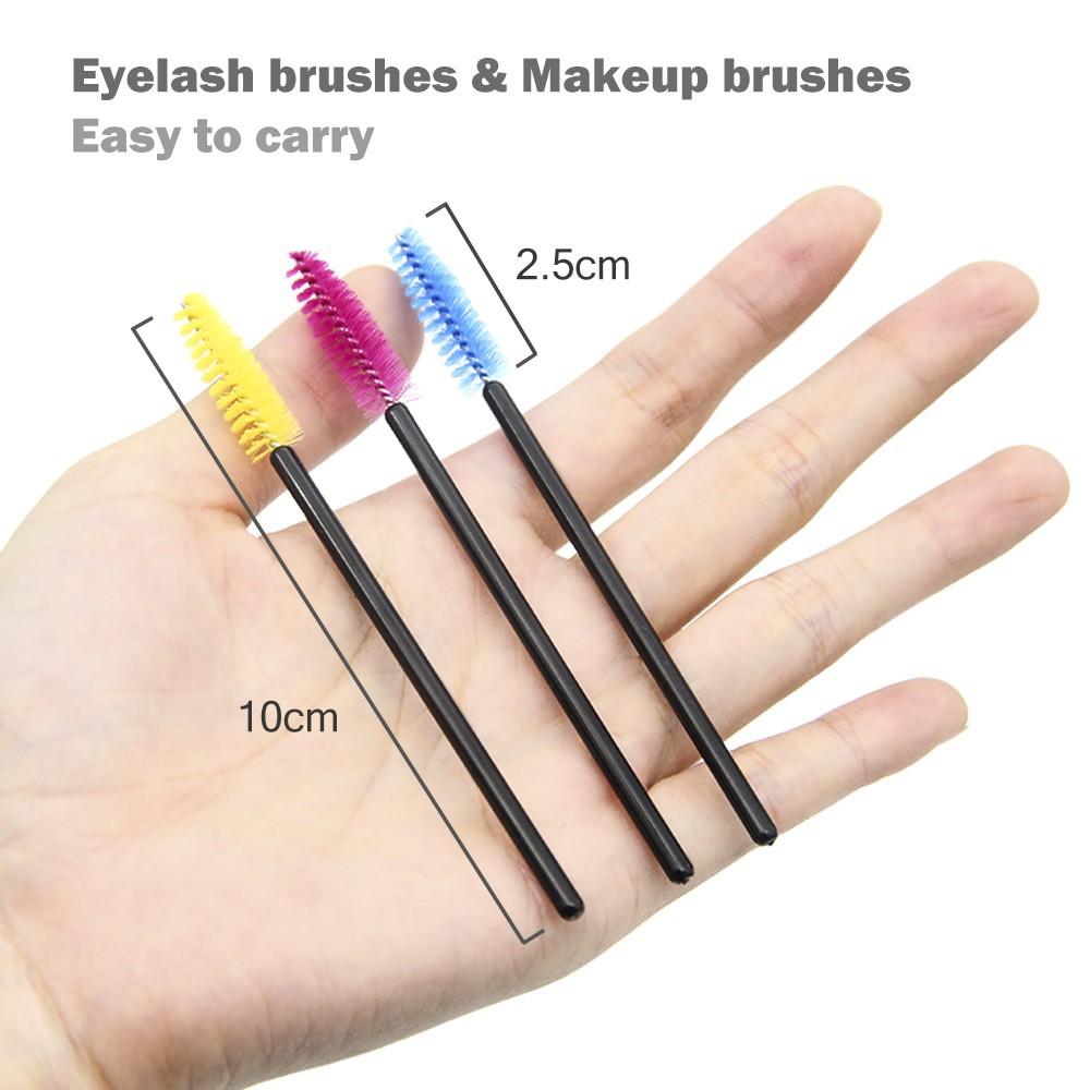 Eyelash Brushes Makeup
