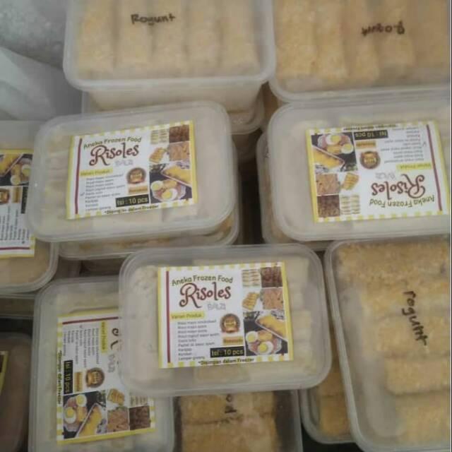 Risoles (Frozen Food)