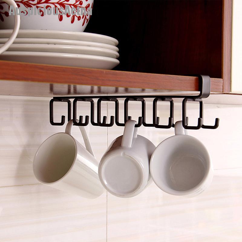 Aetna Kitchen Storage Rack Cupboard, Kitchen Cupboard Hanging Rack