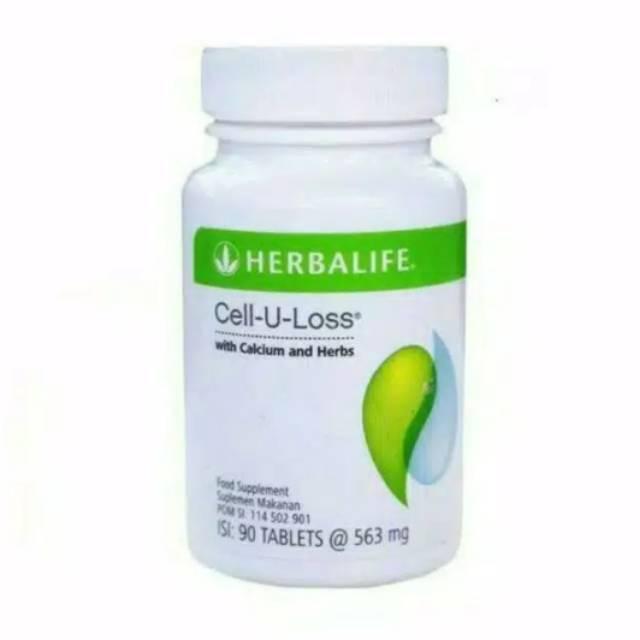 Herbalife Cell U Loss Shopee Indonesia