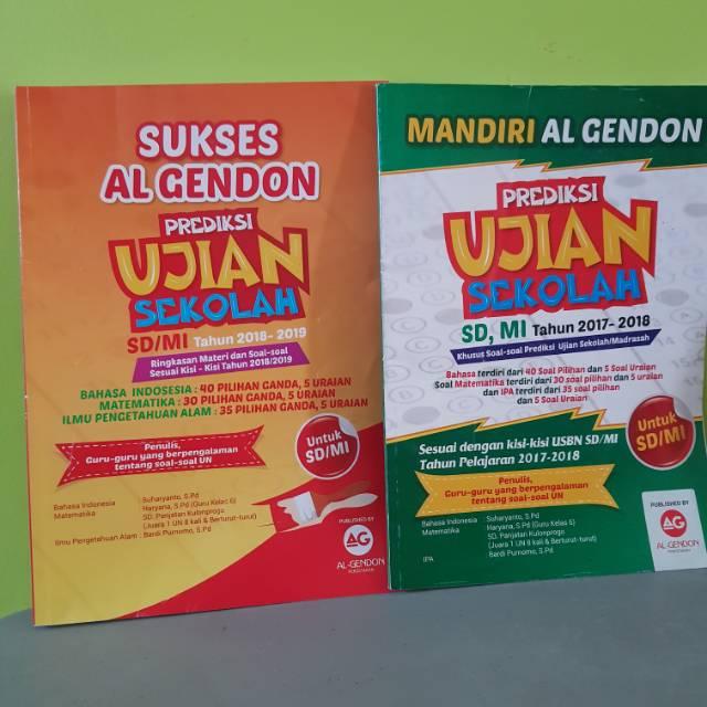 Kunci Jawaban Al Gendon 2018 2019