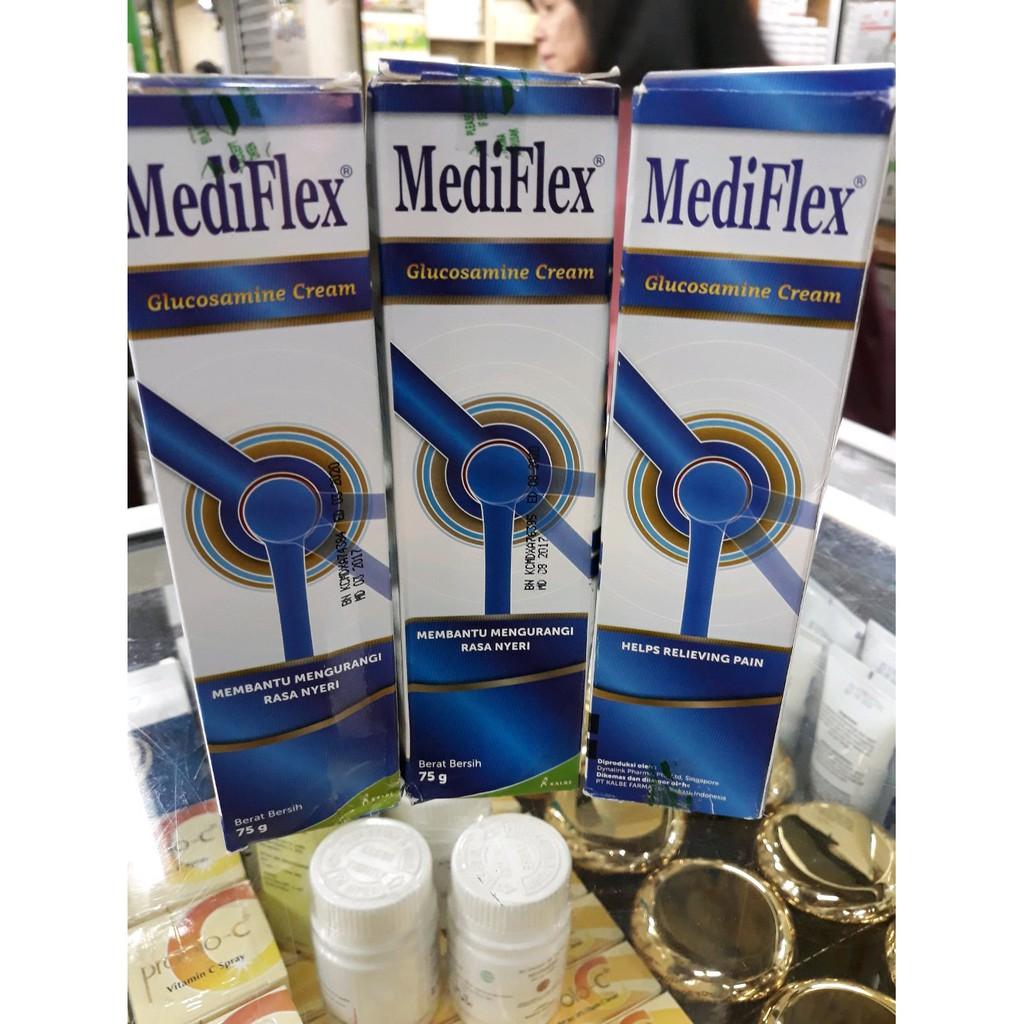 Mediflex 30 Gram Shopee Indonesia 30gr Krim Glukosamin Untuk Kesehatan Sendi