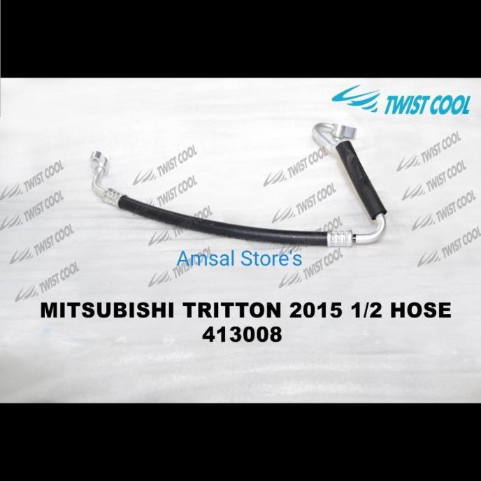 Selang Pipa AC Mobil Hose Discharge 1/2 Mitsubishi Tritton 2015