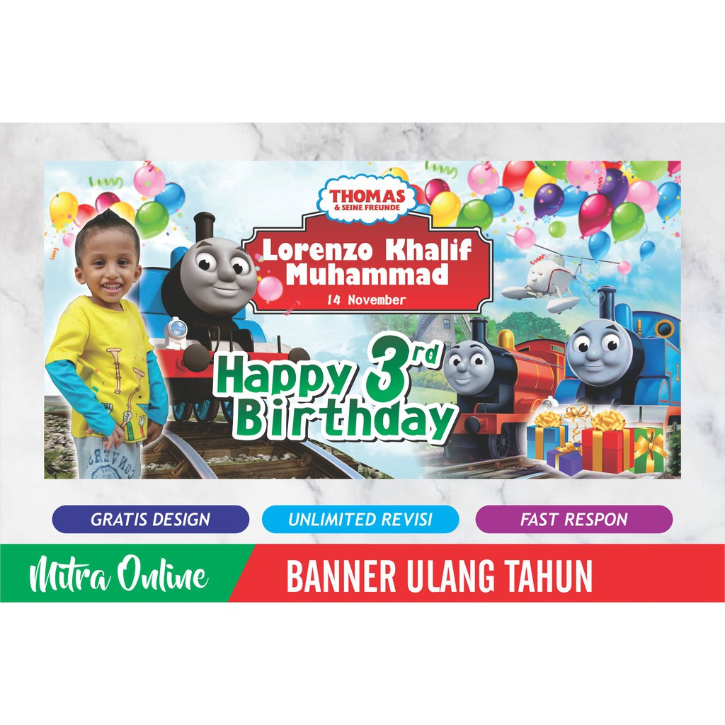 Backdrop Ultah Background Wallpapper Banner Ulang Tahun My Sweet Ukuran Shopee Indonesia