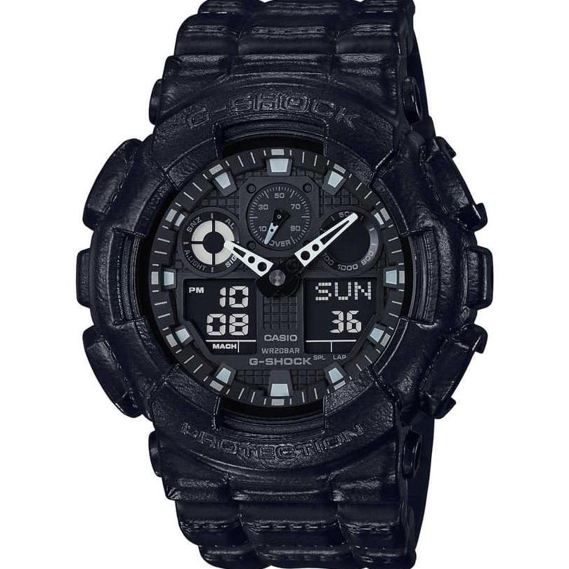 Jual Harga - Casio G-Shock GA-100BT-1ADR - Jam Tangan Original ... a5ef0ae96a