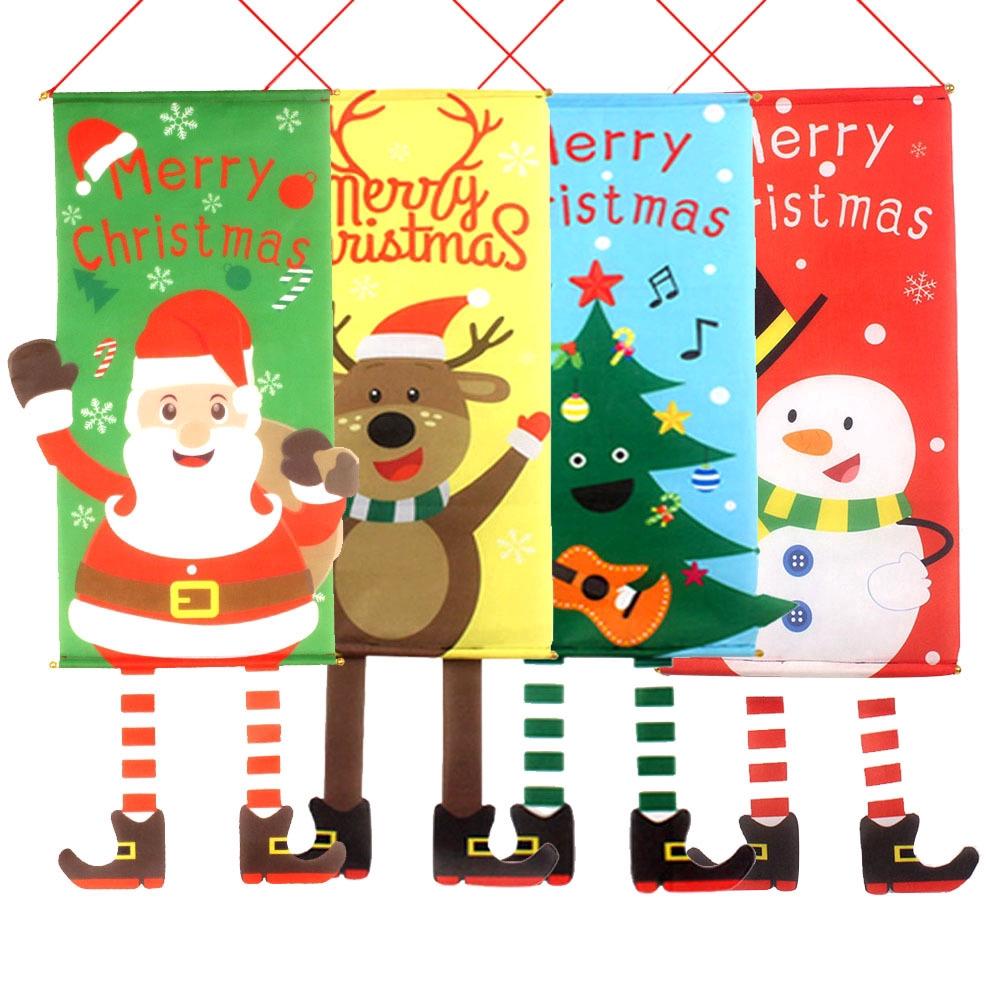 Contoh Spanduk Acara Natal - desain spanduk kreatif