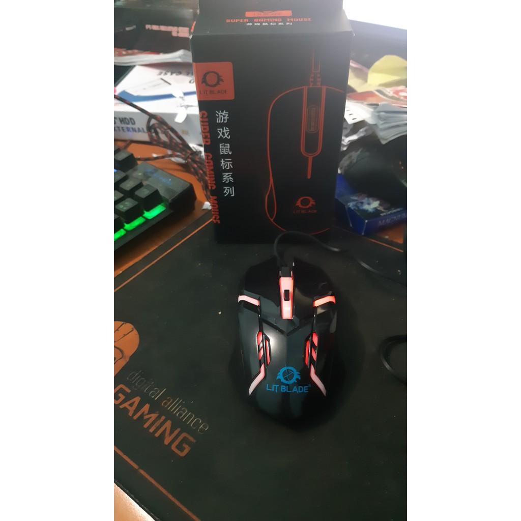 Mouse Gaming Rexus Xierra X3 Shopee Indonesia Titanix Tx8 Putih