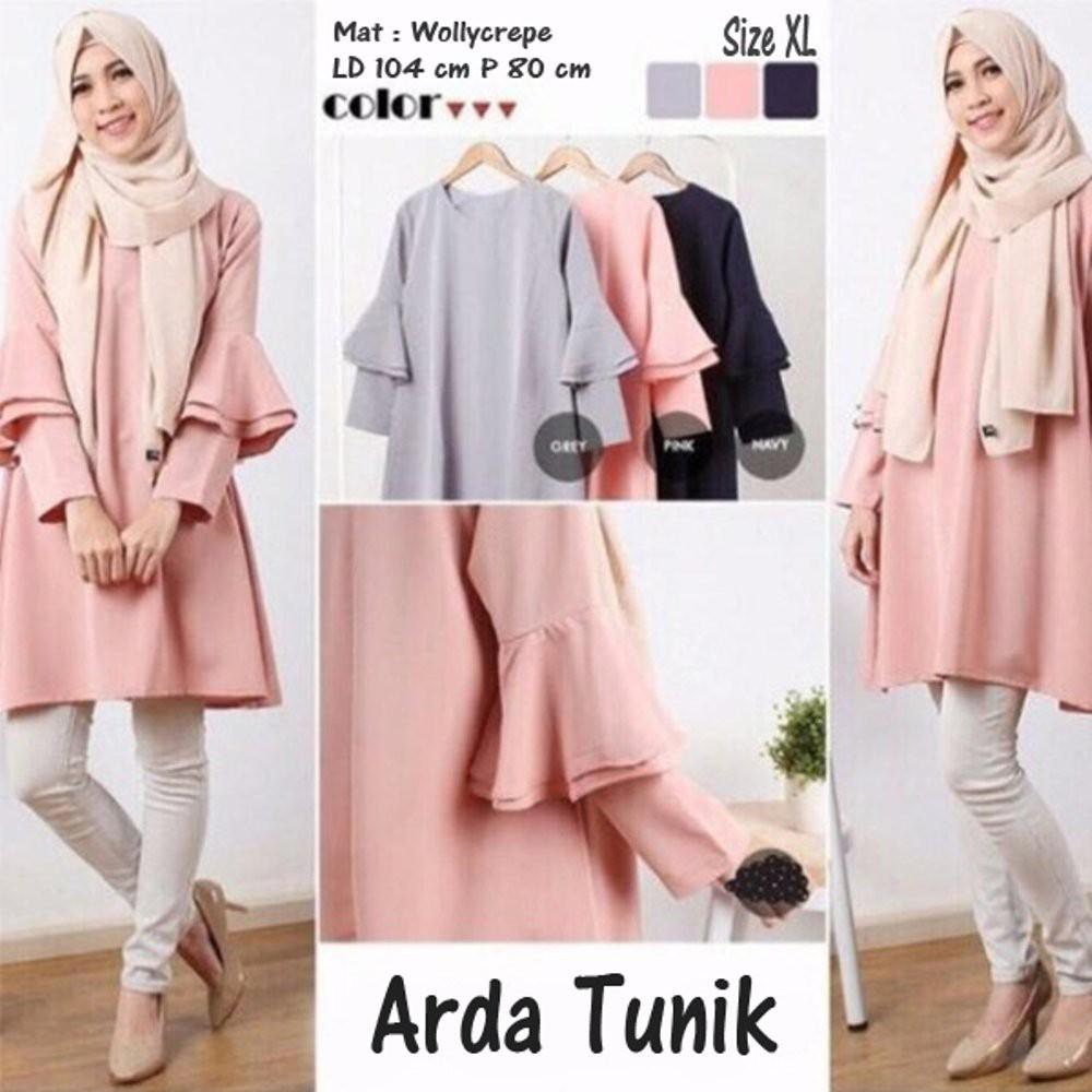 b197877a53be Arda Tunik Pink