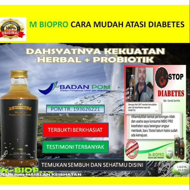 obat diabetes yang manjur
