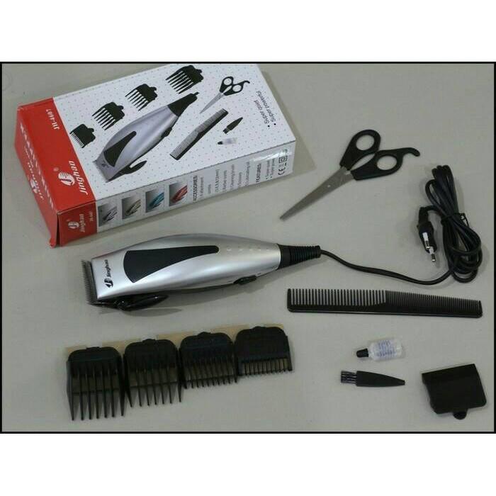ALAT CUKUR RAMBUT HAIR CLIPPER WIGO GOOD QUALITY MESIN CUKUR RAMBUT ... 291c88bbad