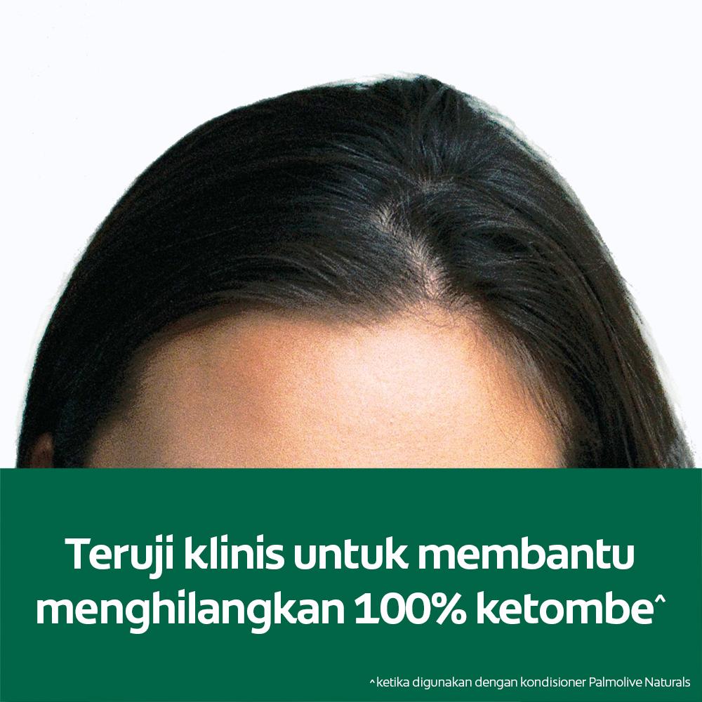 Palmolive Naturals Shampoo & Conditioner Anti Dandruff 180ml - Shampo Kondisioner (4pcs)-4