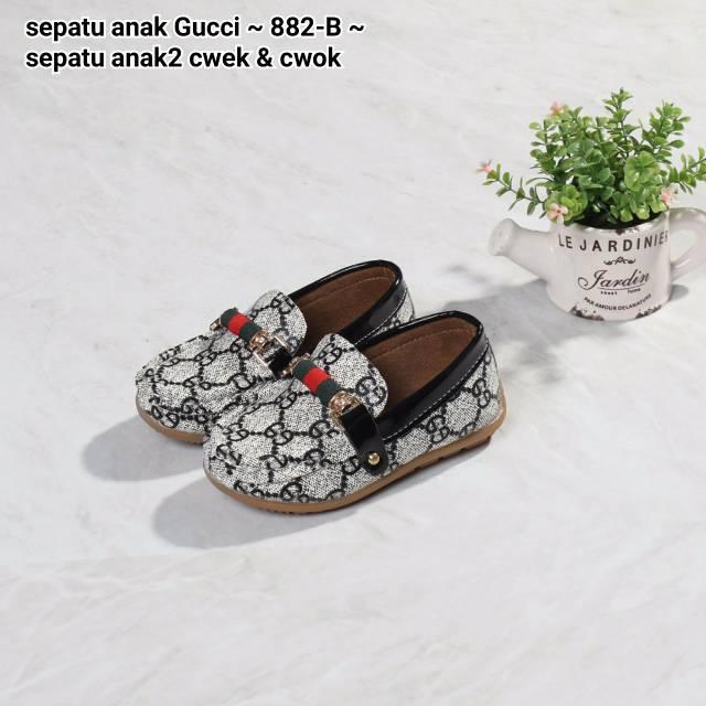 Sepatu Anak 2 Gucci London cewek   cowok Series 882-B  05138900a4