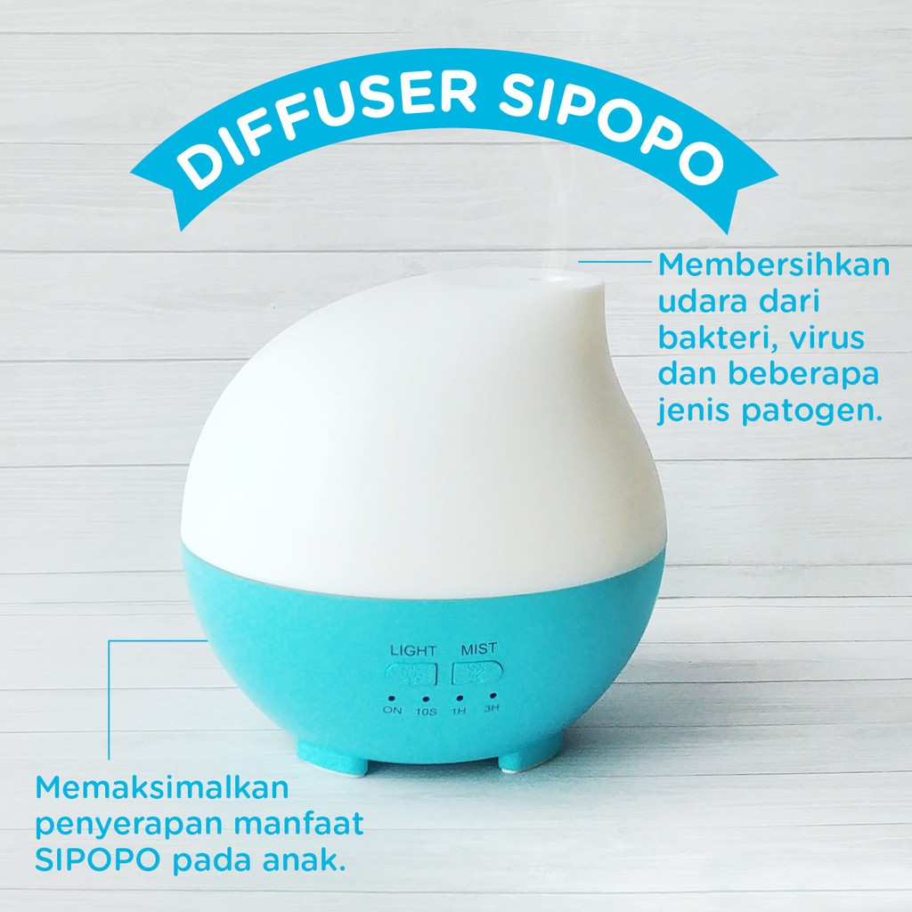 DIFFUSER Sipopo – Diffuser