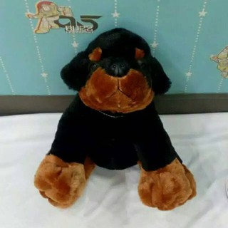 Boneka Anjing Bulldog Besar Bulu Import Mirip Dog Asli 6f1f3a8b1f
