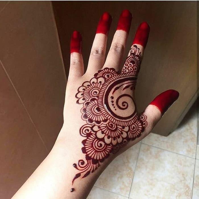 Wedding Henna Paket 1 Itc Shopee Indonesia