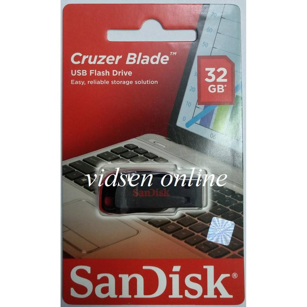 Usb Flashdisk Sandisk Blade 16gb Original Garansi Resmi 5 Thn Toshiba Hayabusa Shopee Indonesia
