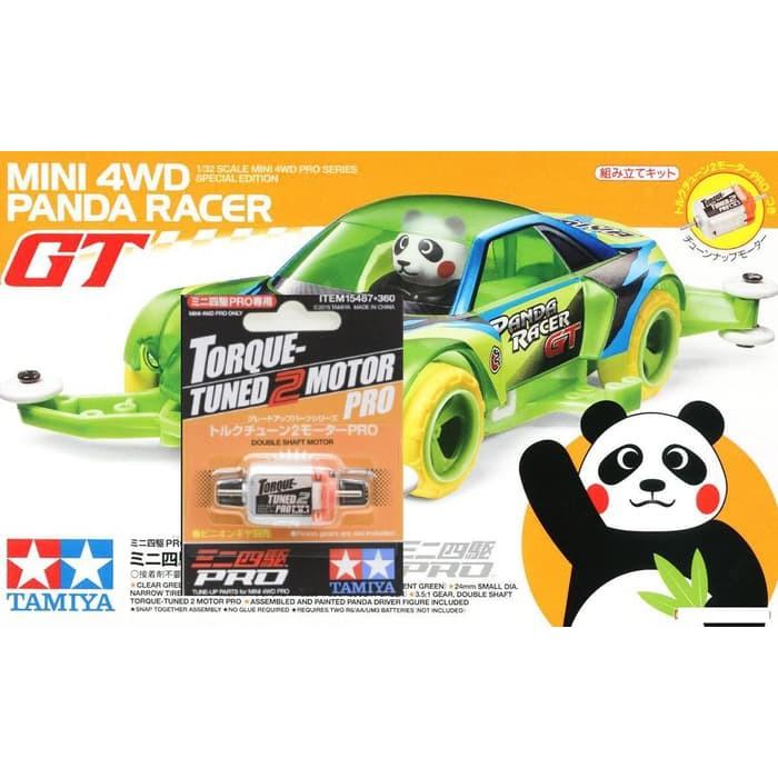 Tamiya Mini 4WD Model Racing TORQUE-TUNED 2 MOTOR PRO 15487