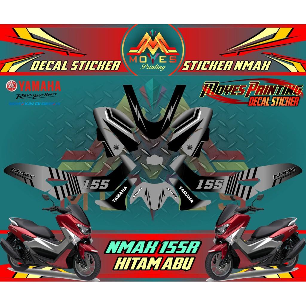 stiker nmax full body stiker motor nmax decal nmax decal stiker motor nmax full body