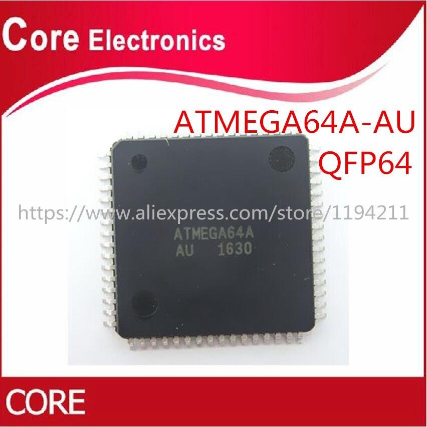 8BIT TQFP44 NEW GOOD QUALITY 10PCS IC ATmega32A-AU ATmega32A MCU