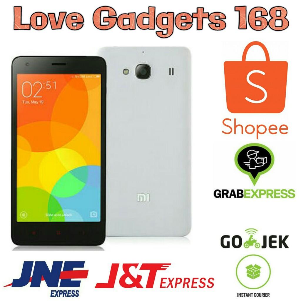Xiaomi Redmi 2 4g Lte Ram 1 8gb Garansi Tahun Shopee Indonesia Mi A2 Lite Global Android One 3gb Internal 32gb Bnib Segel