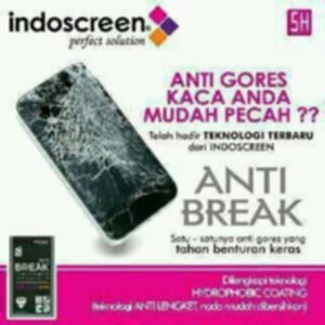 SAMSUNG GALAXY NOTE FE ANTI GORES FRONT+BACK HIKARU INDOSCREEN SCREEN GUARD | Shopee Indonesia