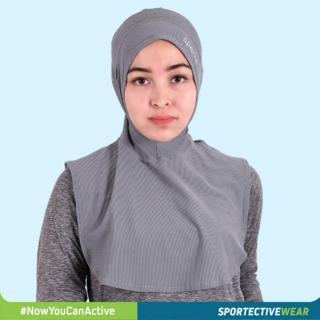 Jilbab Olahraga Jilbab Senam Sporte Hijab Sport Kerudung Olahraga Shopee Indonesia