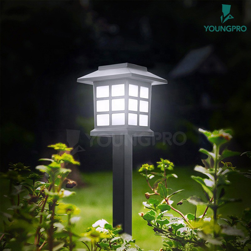 Lampu Taman Solar Garden House Light Exclusive Packing Box Shopee Indonesia