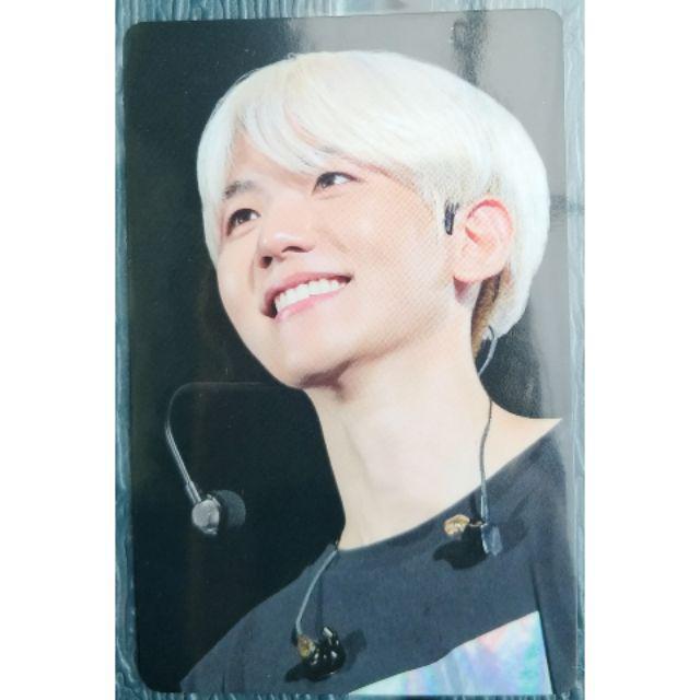 Exo Baekhyun Photocard Pc Shopee Indonesia
