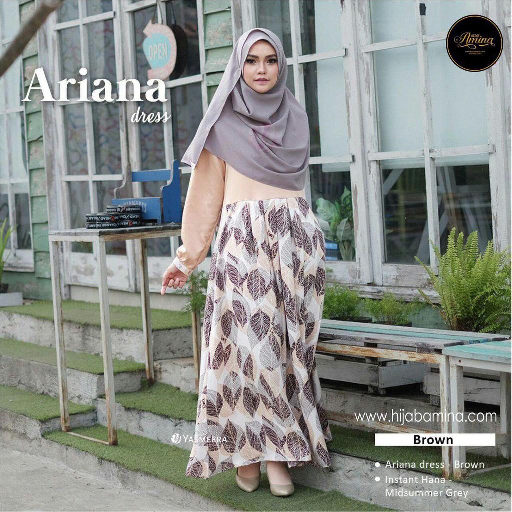 Gamis Lebaran Temukan Harga Dan Penawaran Dress Muslim Online Produk Ukm Bumn Pasmina Glitter Terbaik Fashion September 2018 Shopee Indonesia