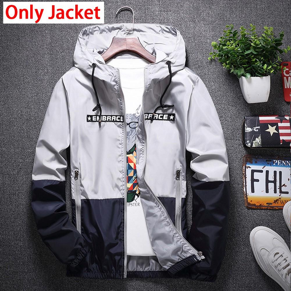 3second Men Jacket 122031815ab Shopee Indonesia 114061815ab
