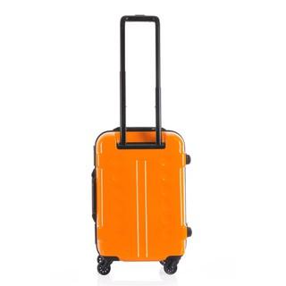 Lojel Carapace Koper Hardcase Small/21 Inch - Orange. suka: