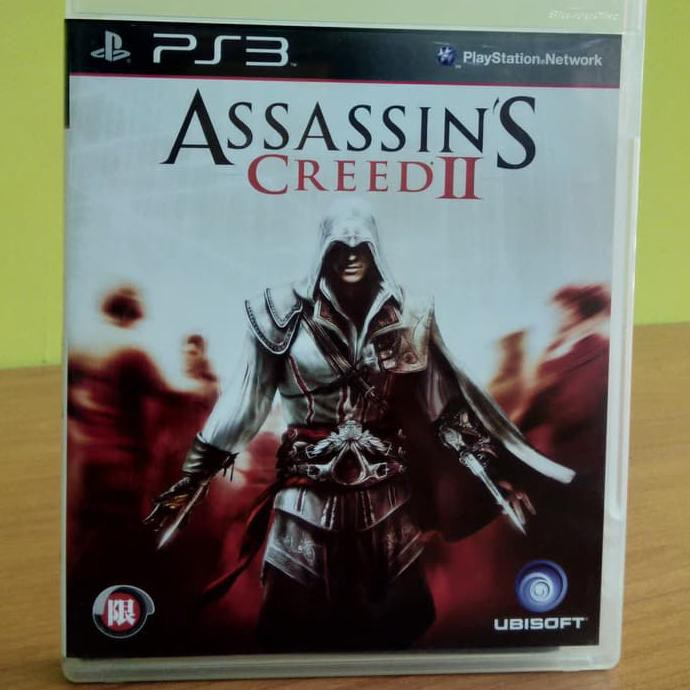 Open Ds Kaset Bd Playstation 3 Assassins Creed Ii Shopee Indonesia
