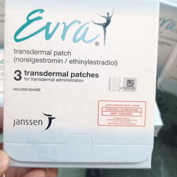 Evra Patch Transdermal / Koyo Evra Kb Termurah