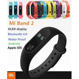 M2 Smart Wristband Oled Touch Screen Bt